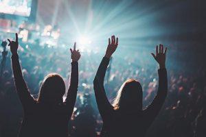 rock concerts
