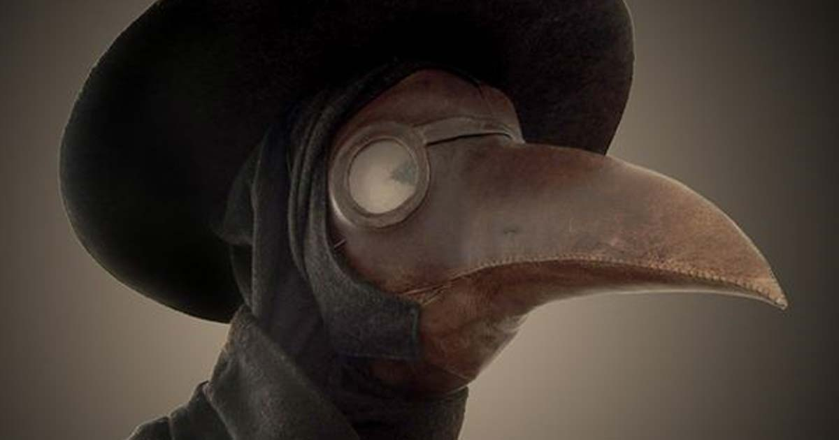 plague doctor mask to wear