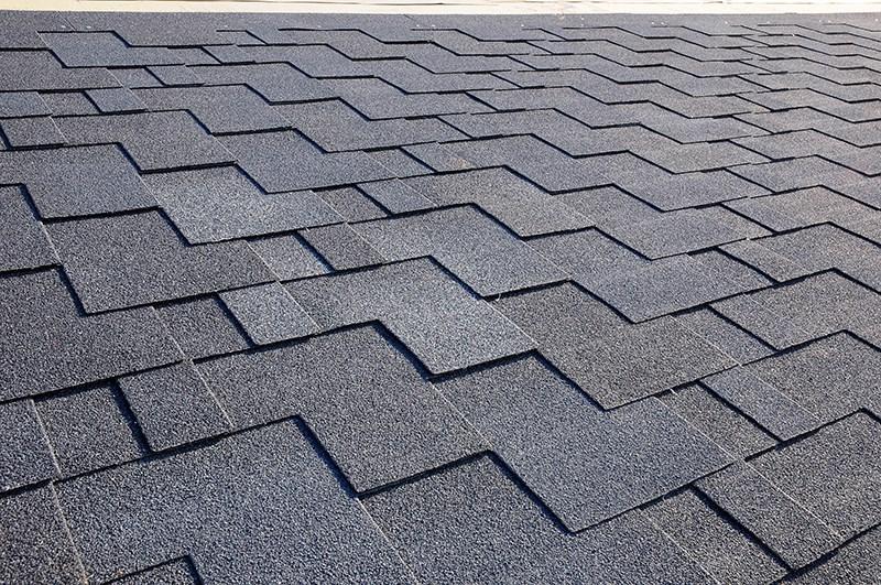 Asphalt Shingles roofs