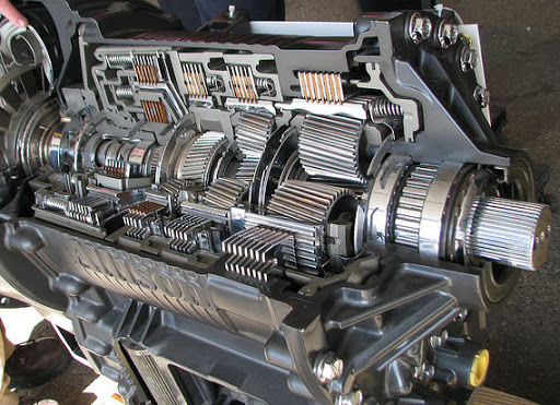 Transmission Replacements Service